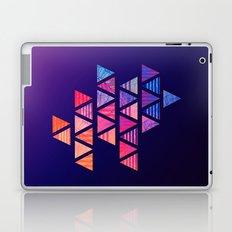 Triangular composition #3 Laptop & iPad Skin