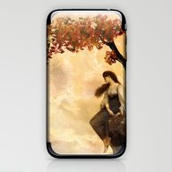 The Fall Of Old Ways iPhone & iPod Skin