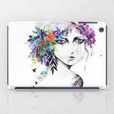 Exotic Girl iPad Case