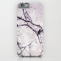 Winter Crow iPhone 6 Slim Case