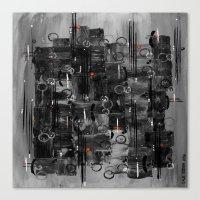:: Night Sounds :: Canvas Print