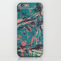 iPhone & iPod Case featuring PAINTERLY II by Nika