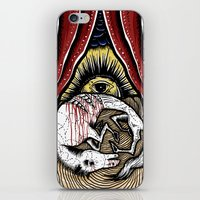 Dead Horse iPhone & iPod Skin