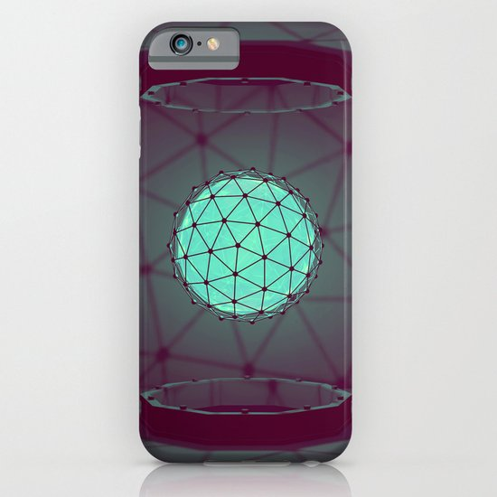 Orb [Style Frame] iPhone & iPod Case