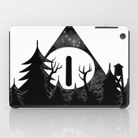 Bill Cipher: I'll Be Watching You iPad Case