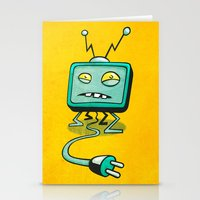 Edna TV Stationery Cards