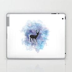 Somewhere In The Snow Laptop & iPad Skin