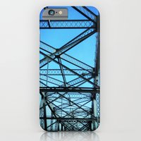 Beams And Joints iPhone 6 Slim Case