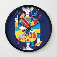 Jack Of Smarts (Knave Of… Wall Clock