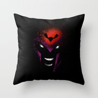 The Strategist Throw Pillow