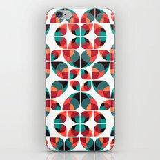 Fantasy Garden Pattern III iPhone & iPod Skin