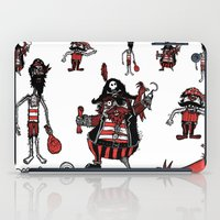 Everyone Loves A Pirate.… iPad Case