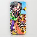 Charmed Tiger iPhone & iPod Case