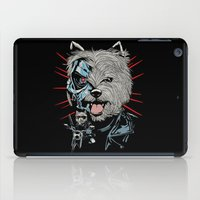 THE TERRIERMINATOR iPad Case