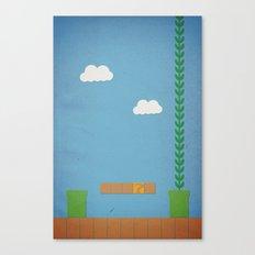 Level 1 Canvas Print