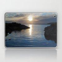 Evening at Trawenagh Bay 2 Laptop & iPad Skin