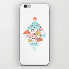 Misty Mountains iPhone & iPod Skin