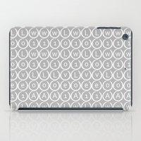 Love Type iPad Case