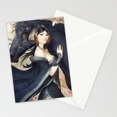 Pepper Empress Stationery Cards