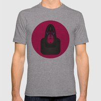 Gorilla Mens Fitted Tee Athletic Grey SMALL