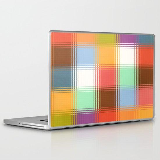 SQUARED Laptop & iPad Skin