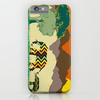 iPhone & iPod Case featuring Elephant Park 1 by David Andrew Sussman