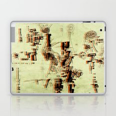 Illustration Mashup Laptop & iPad Skin