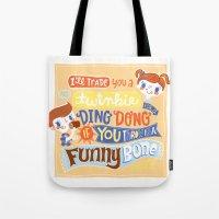 Twinkie Love Tote Bag