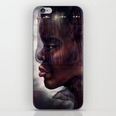Time Surpass The Memory  iPhone & iPod Skin