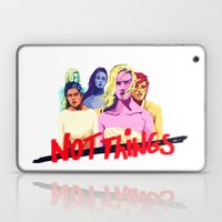 We are not things Laptop & iPad Skin