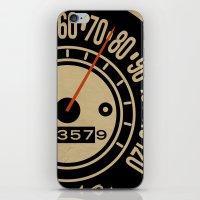 Speed-O! iPhone & iPod Skin