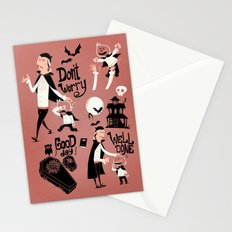 Dracula and Son Stationery Cards