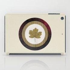 Leaf Space iPad Case