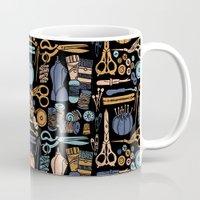 Sewing Notions Block Pri… Mug