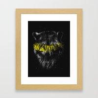 Kleptomania Framed Art Print