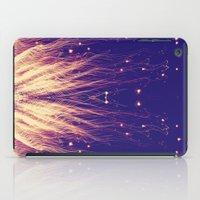 Fire Hair iPad Case