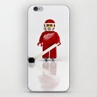 Red Wings Pride iPhone & iPod Skin