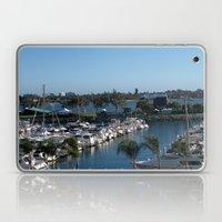 Boats Afloat Laptop & iPad Skin