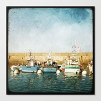 Houat #6 Canvas Print