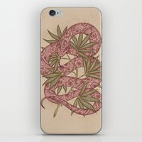 The snake iPhone & iPod Skin