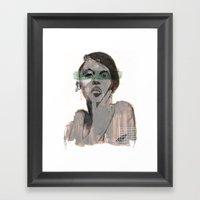 Kingdom Framed Art Print