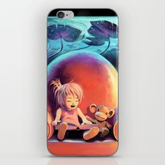 Lily's Island iPhone & iPod Skin