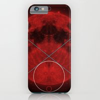 Red Moon Graphish. iPhone 6 Slim Case