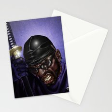 WU-Swordsman Stationery Cards