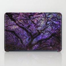 Mystic Tree Purple iPad Case