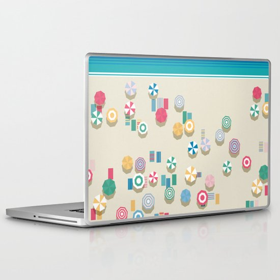 Summer High Laptop & iPad Skin