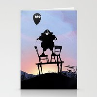 Bane Kid Stationery Cards