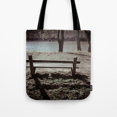 A Place For Thought Tote Bag