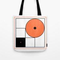 Abstract Composition B&O Tote Bag