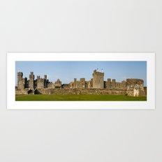 Ashford Castle, Cong, Co.Mayo Art Print